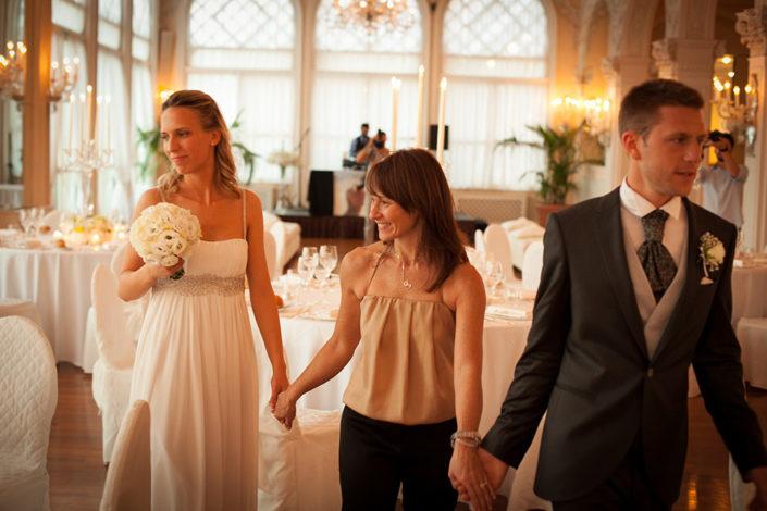 Elisabetta e sposi
